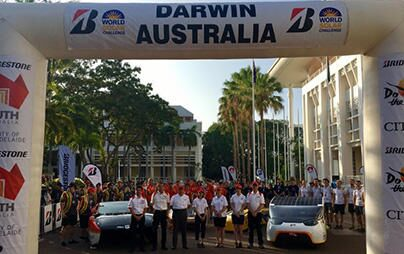 Videos - 2017 Bridgestone World Solar Challenge Report