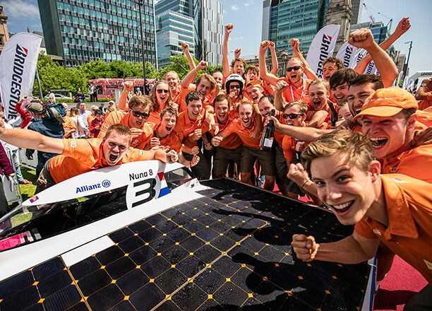 Passion for the Event: Nuon Solar Team 2015