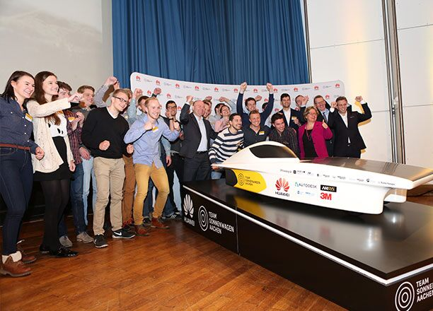 Passion for the Event: Team Sonnenwagen Aachen