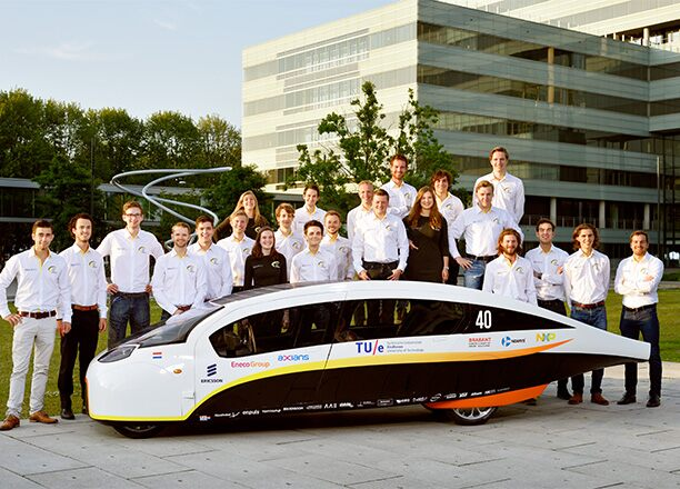 Passion for the Event: Solar Team Eindhoven