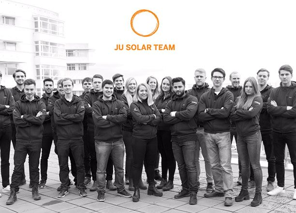 Passion for the Event: JU Solar Team