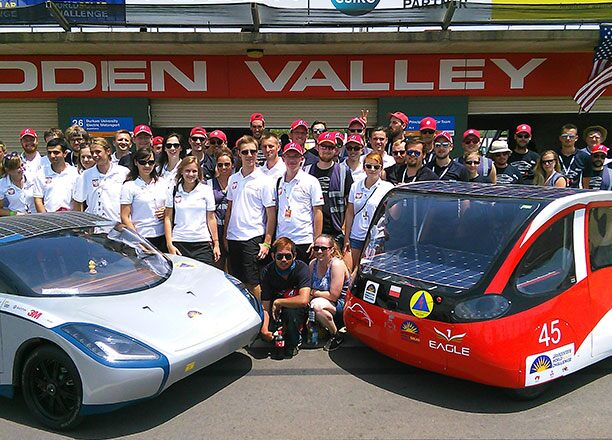 Passion for the Event: Lodz Solar Team