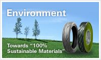 Environment Towards 100% Sustainable Materials