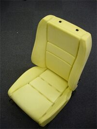Polyurethane Foam for Automotive Seats