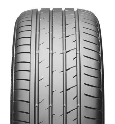 Bridgestone Tires with Run-Flat Technology Featured As ...