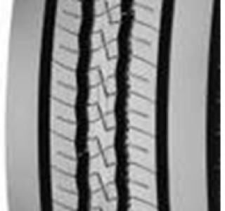 Bridgestone's R118 truck tire tread pattern