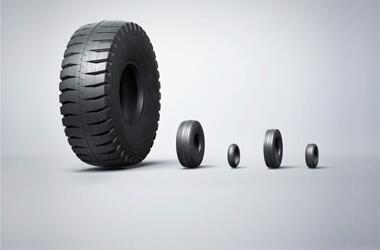 Variety Of Tires