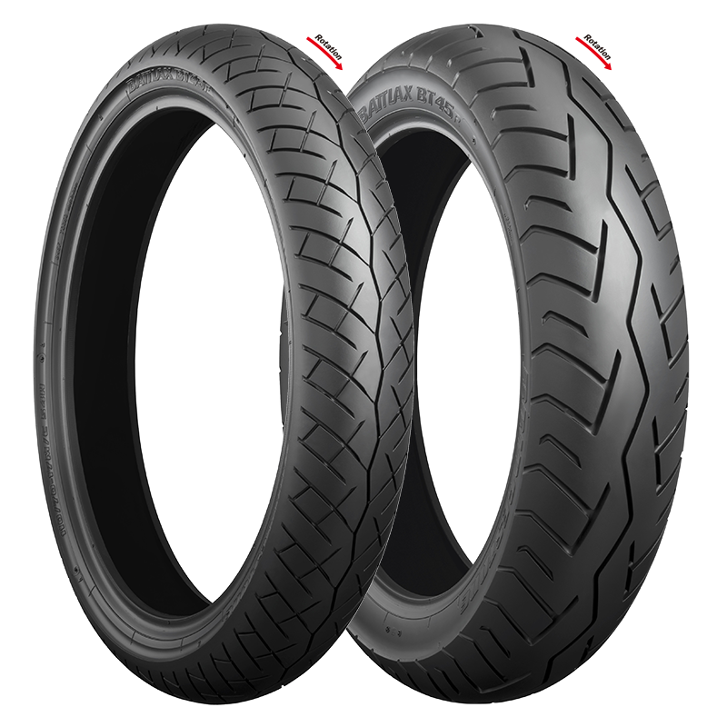 Battlax Battlax Bt 45 Motorcycle Tires Bridgestone Corporation