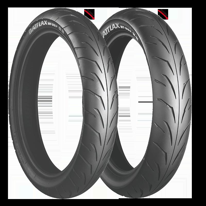 Battlax Battlax Bt 39ss Motorcycle Tires Bridgestone