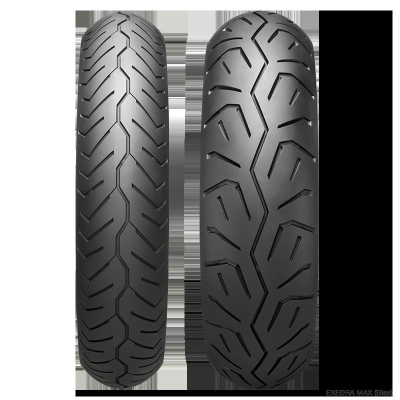 Exedra Max Rear Motorcycle Tire for Triumph Bridgestone 200//50ZR-17 75W