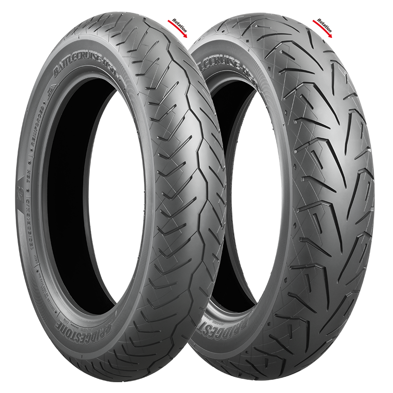 Battlecruise H50 Rear Tire 200//55R17 Bridgestone 008786