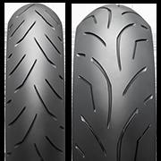 Bridgestone T30 EVO Front Tire 110//70ZR17